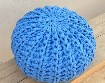 CROCHET ROUND FLOOR PILLOW ? Only New Crochet Patterns