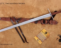 The 12th Century Templar Sword (#1340)