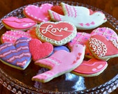 Love Bird Cookie Collecti...