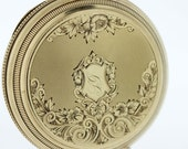 1874 American Watch CO. Pocket Watch 14K Gold Hand Engraved