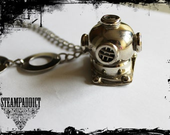 "Collier ""SteampAttitude3 "" Somptueux Collier Steampunk"