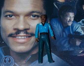 Lando Calrissian Action Figure Star Wars 1980