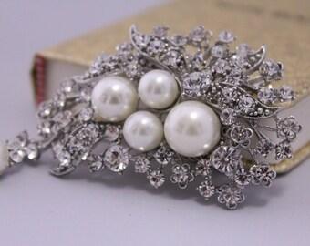 Bridal Hair Jewelry Wedding Hair Combs Bridal Hair Accessories Wedding Hair Jewelry Bridal Headpieces Wedding Hair Accessories Bridal Combs