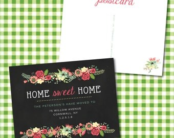 Moving / New Address Postcard (4x5.5 set of 100)