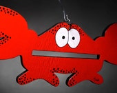 kids hanger (trempel) - crab gift for kids children him her friend