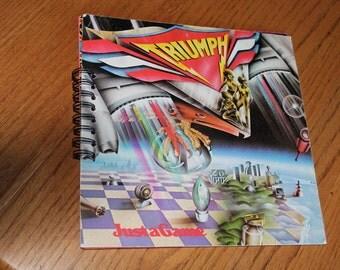 Mini Album made from Record Album Covers