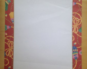 8.5x11 Drapery Tassles Paper