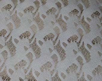 Unicorn fabric, Fall fabric, Unicorn lace fabric, One of a kind lace, Vogue lace, Thick lace for your unique design