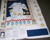 Daisy Kingdom Keeper of the Wishing  Stars Quilt  Fabric panel