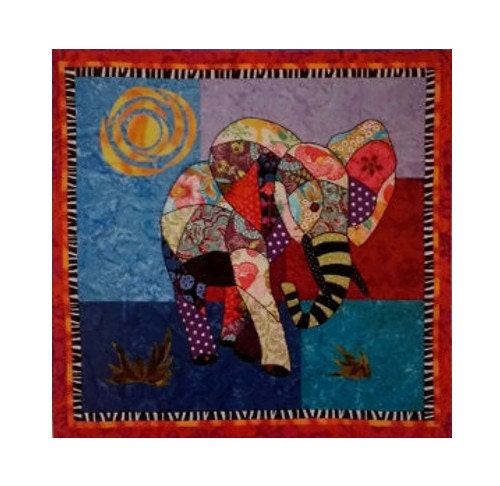Bj designs patterns ellie elephant by beaverheadsupplies for Bj custom designs