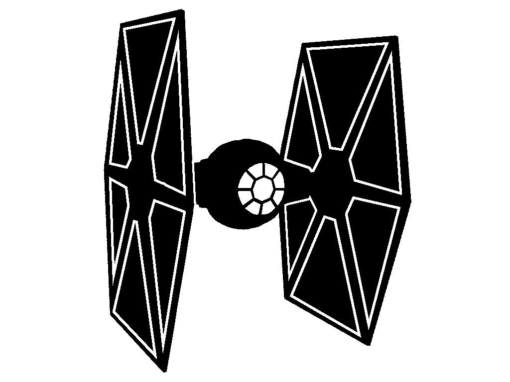 tie fighter 6 inch falcon clipart mascot falcon clipart free