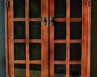 Double Door bookcase