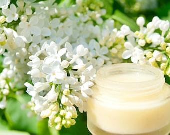 Nourishing Facial Cream for all skin types, 100% Natural, Organic Skin Care cosmetics Eco herbals Rose wax antioxidant Shea Butter Jojoba