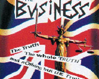 BUSINESS The Truth The Whole Truth CD