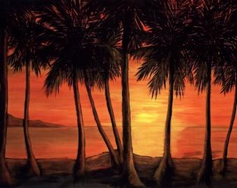 14. Nintu 3 | Beautiful Sunrise in Samoa