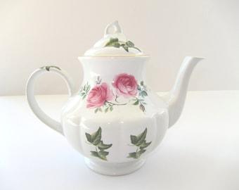 Arthur Wood and Son Tea Pot Shafordshire England