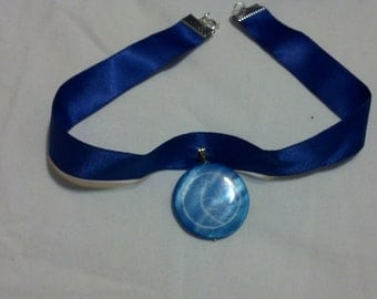 Water tribe necklace - Northern symbol