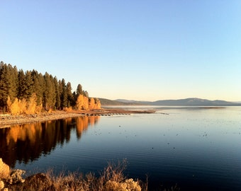 Autumn in Lake Almanor