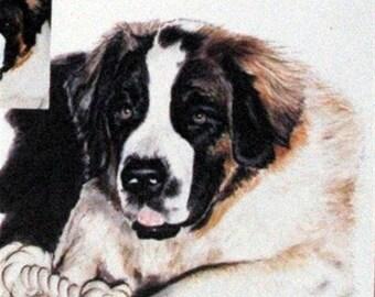 Custom Original Pastel Painting Pets portrait in pastel,dog paintings,pets paintings,original dog painting,portrait in pastel