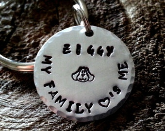Custom Pet ID Tag / Dog Tag  / Pet Tag / Personalized Pet ID Tag / Pet ID Tag / Cat Tag / Pet Accessories