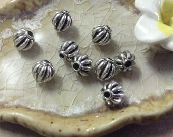 20 pcs. Antique Silver Tibetan style Beads (T013)