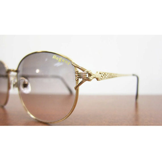 Wire Frame Glasses Vintage : Wire Frame metal Vintage sun Eyeglasses / Eyewear / by ...