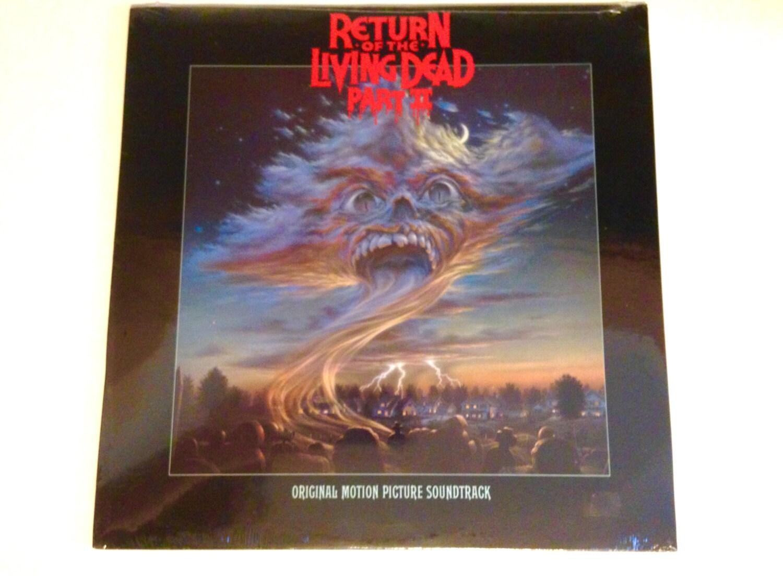 25 Off Sealed Return Of The Living Dead Part 2 Soundtrack