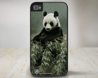 "50-3524 ""Hsing Hsing"" Panda iPhone 5 Case, iPhone 5s Case, iPhone 4/4s Case Protective Phone Cases"