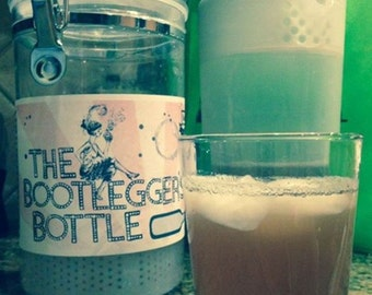 Bootlegger bottle