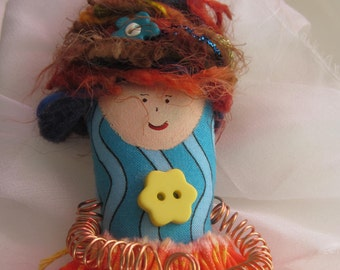 Wise Woman Doll (Sunshine Girl)