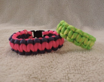Cobra Para Cord Bracelet