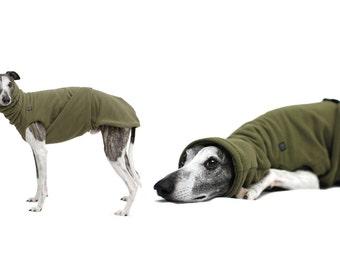 Dog Winter coat for all breeds - WiCoat - custom made soft warm double fleece winter coat
