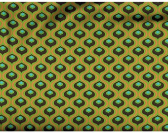 Groovy in Green by Stenzo - Premium Euro Cotton Jersey Knit 5516