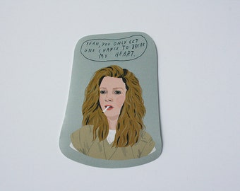 Nicky Nichols from OITNB