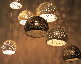 Chandeliers Amp Pendant Lights Etsy Uk