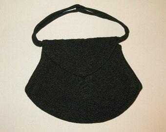 1940's Corde Handbag Purse