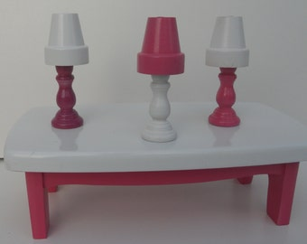 18 Inch Doll Accessorie Table Lamp