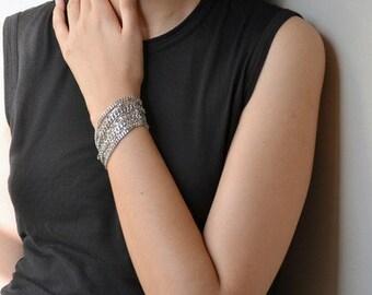 Multi-Strand Medium Bracelet, goes with everything!