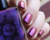 SPELL POLISH Magichromes™: Magic Happens ~Smile Transference~ multichrome nail polish!