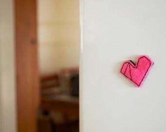Geometric Magnets : Heart