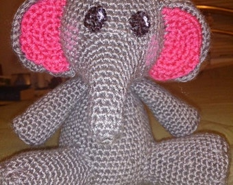 Ellie (or Edward) the Elephant