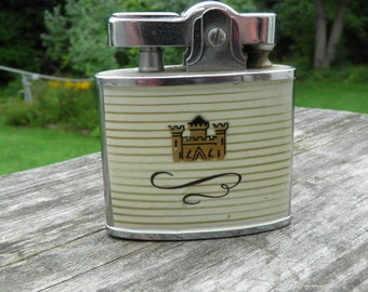 Vintage 1960's Symbol Kent Superative Automatic Lighter