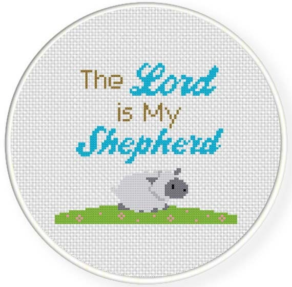 the lord is my shepherd boniwell pdf