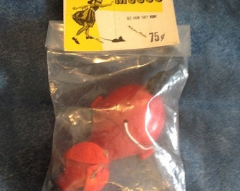 1966 The Little Italian Mouse NEW! Still in packaging!