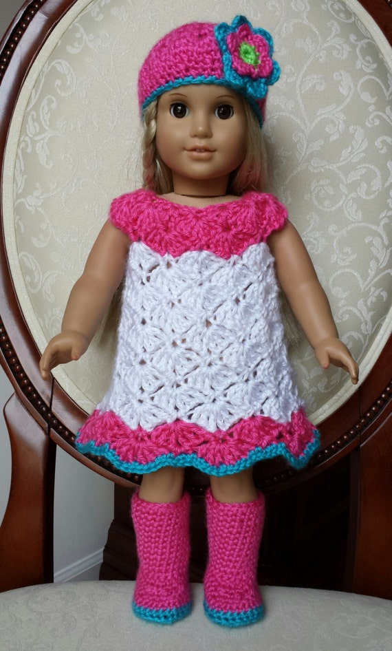 Free Crochet 18 Doll Clothes Patterns Myideasbedroom Flowers Hd
