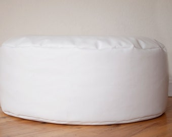 Combo Set - Ottoman and Pair Butterfly Pillows