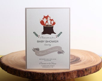 Baby Shower Invitation- look 19