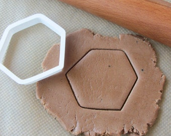 Baby cube toy cookie cutter