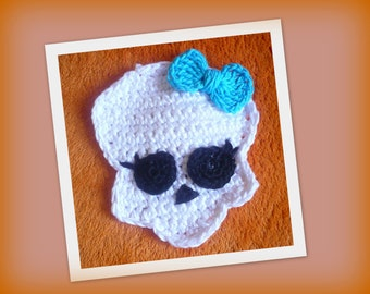 Crochet Monster High - PDF Tutorial Pattern