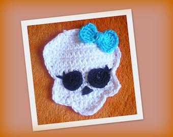 Crochet Monster High - PDF Tutorial Pattern